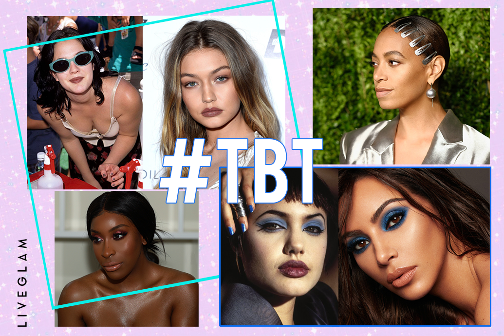 Throwback Beauty Trends That Are Making A Comeback