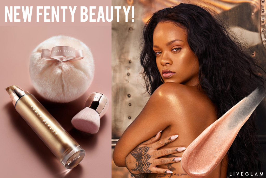 2 Days Until the Launch of Fenty Beauty's New Products!