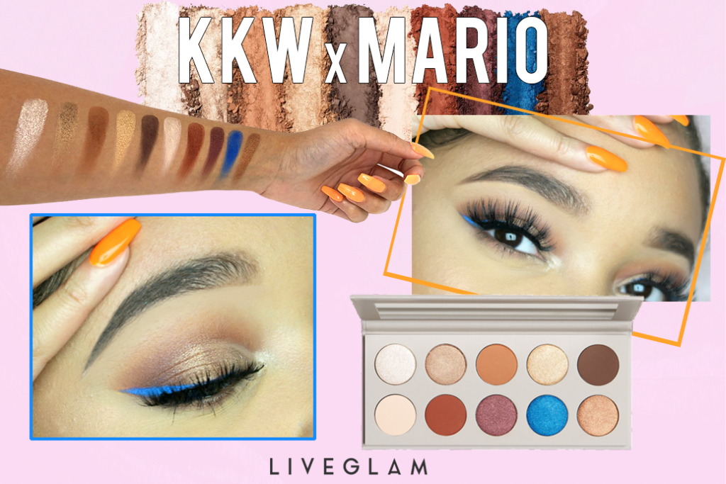 Do You Really Need the KKW x Mario Palette?
