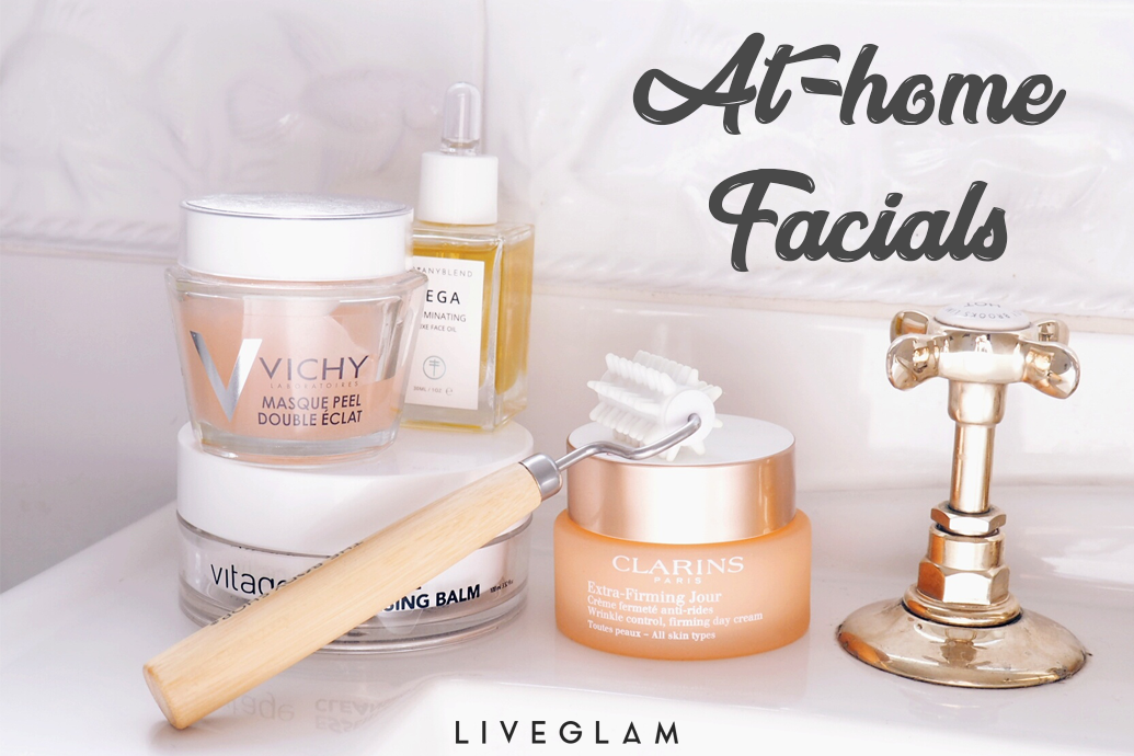 How to save major by giving yourself a facial at home liveglam as much as wed all like to dedicate an afternoon per week to the magic doings of a top of the range facialists hands whilst lying down with a seashore or solutioingenieria Image collections