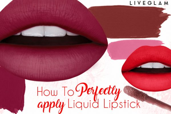 How To Apply Liquid Lipstick Flawlessly!