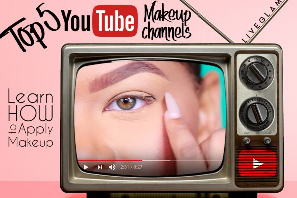 Our Top 5 Makeup YouTube Channels!