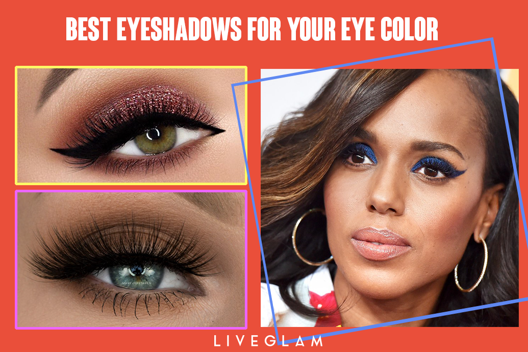 Best Eye Shadows for Your Eye Color