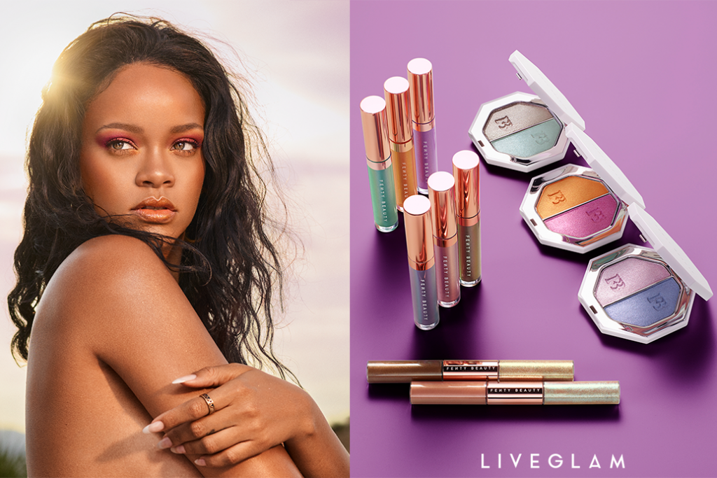 Rihanna's Fenty Beauty Beach Please Collection is Coming!