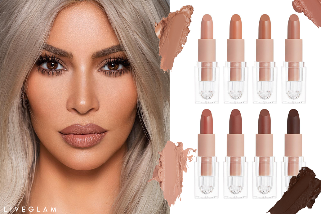 Kim Kardashian's New KKW Beauty Products Are The Nudes You've Been Waiting For!