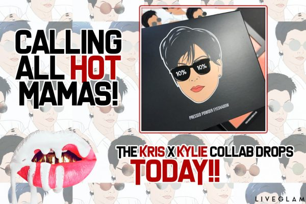 The Kris x Kylie collab is out now!