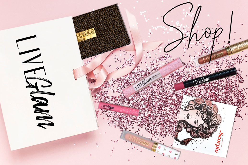Get in Glammers, We're Going Shopping!