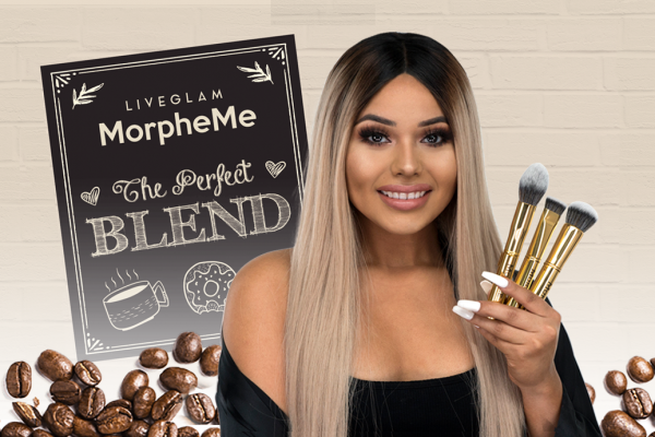June LiveGlam MorpheMe Brush Breakdown