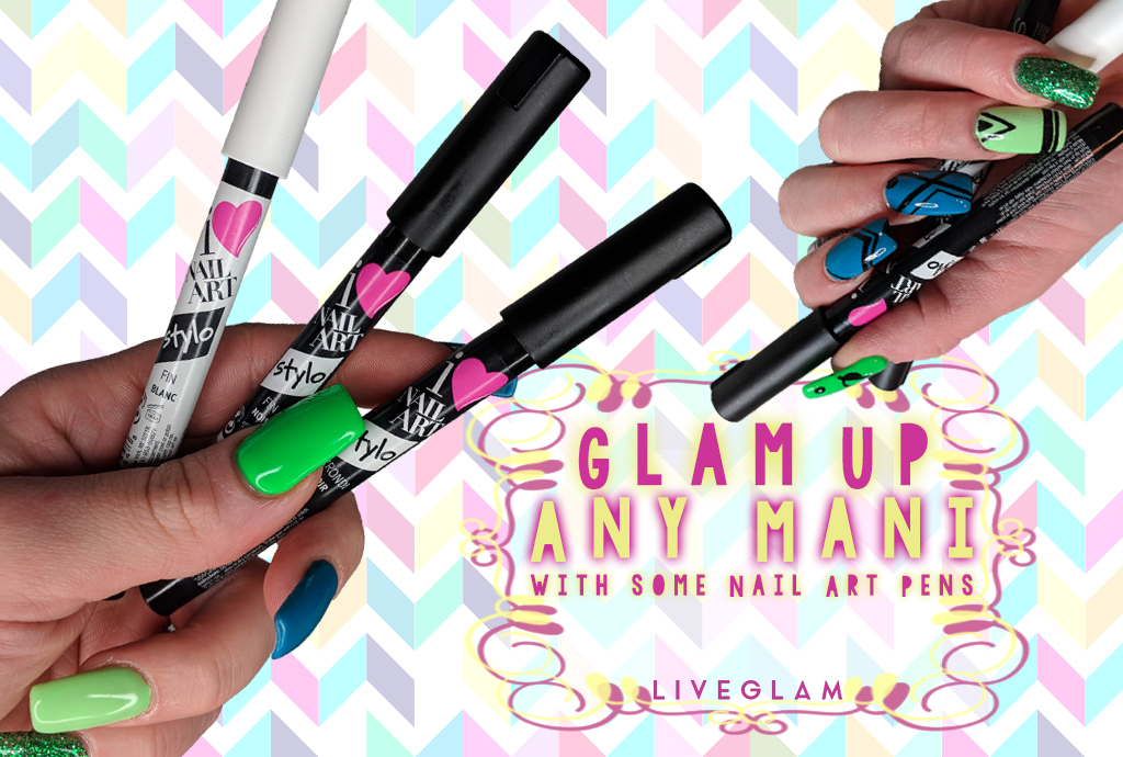 Glam Up Your Mani in 30 Minutes or Less!