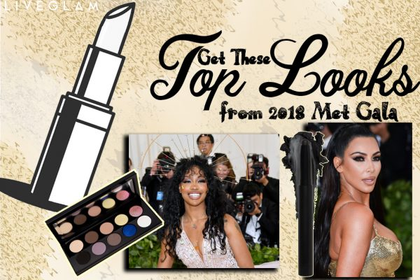 Score These Top 3 Looks from 2018 Met Gala!