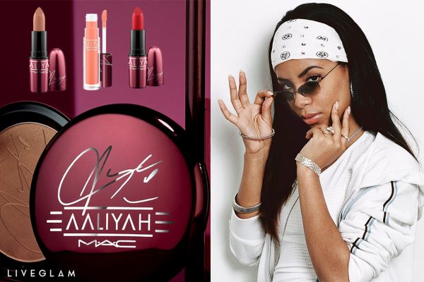 The MAC x Aaliyah Collection is Coming June 20th!