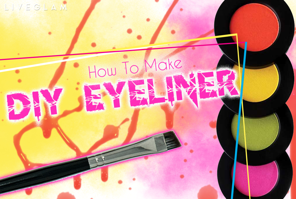 Create Your Own DIY Liner with 2 Ingredients!
