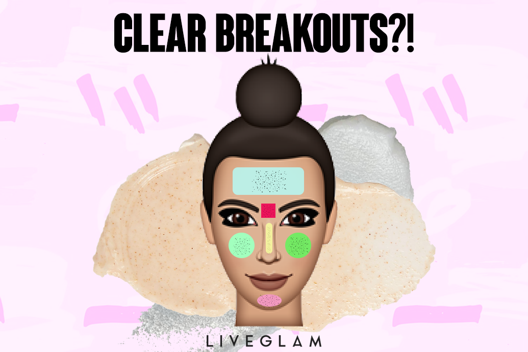 How Face Mapping Can Help Prevent Breakouts LiveGlam - Acne face map organs