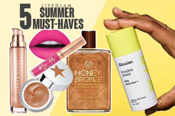 5 Summer Beauty Must Haves for 2018!