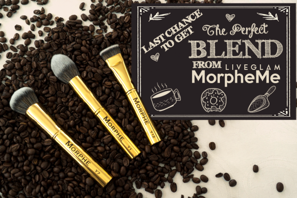 Last Call for the Perfect Blend with June LiveGlam MorpheMe