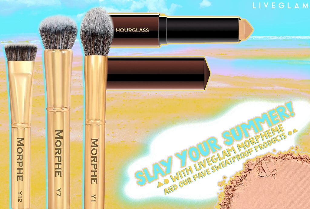 These Products Will Slay your Summer Fleek using June LiveGlam MorpheMe Brushes!