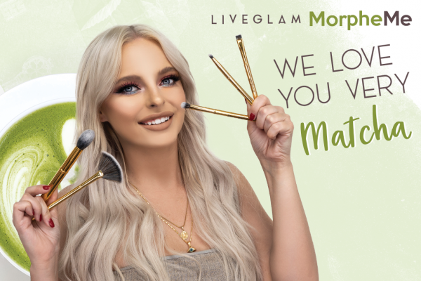 September LiveGlam MorpheMe Brush Breakdown 2018