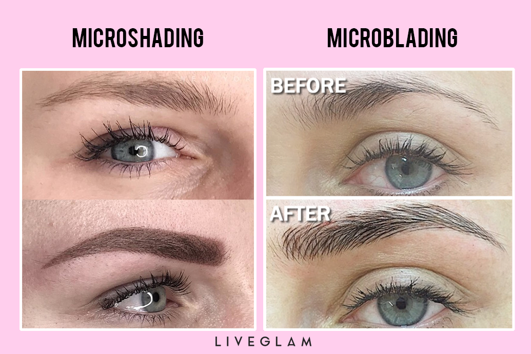Microshading A New Alternative For Perfect Brows Liveglam