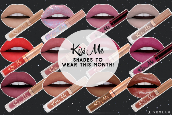 LiveGlam KissMe Shades to Wear This Month According to Your Horoscope!