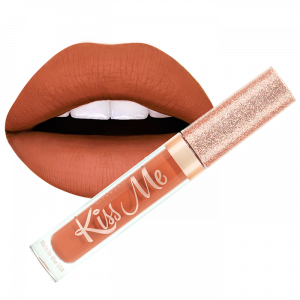 Pumpkin Spiced Latte lipstick LiveGlam KissMe for sale
