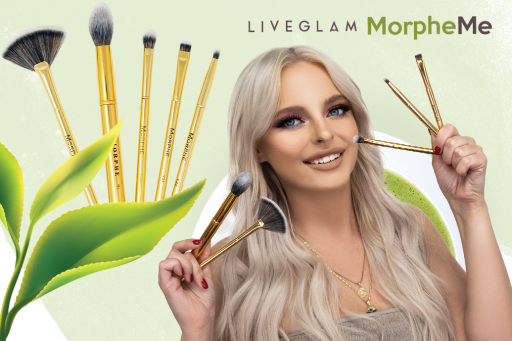 Last Chance to Find Your Perfect Matcha with September LiveGlam MorpheMe!