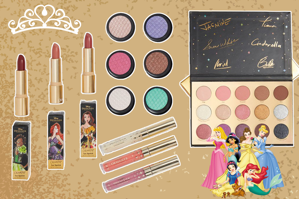 The ColourPop x Disney Designer Collection