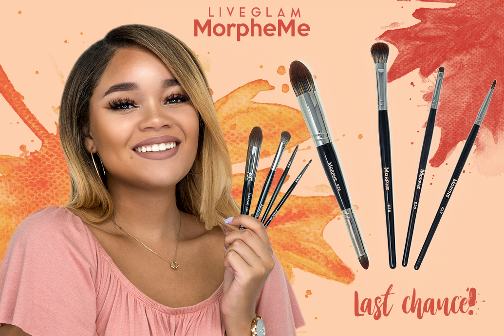 Last Chance to Spice Things Up with October MorpheMe!