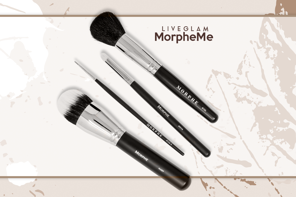 LiveGlam November Morphe Brushes