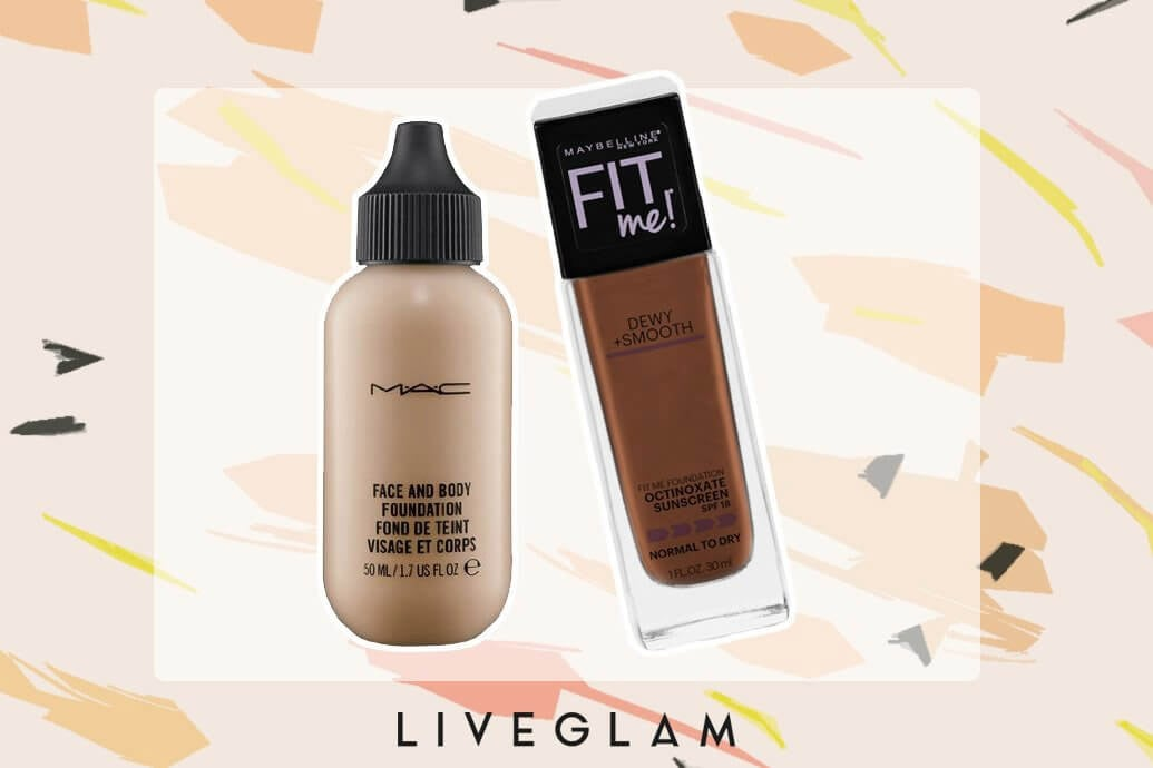 best foundations for beginners makeup collection