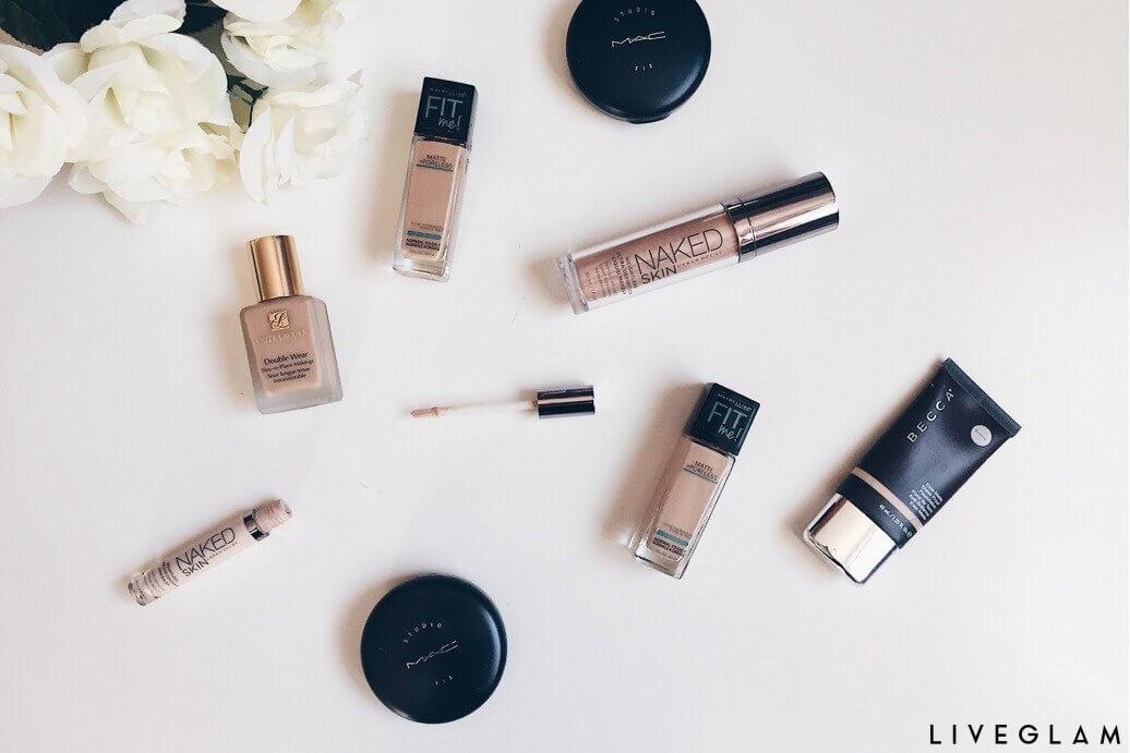 Best Foundations for Oily Skin!