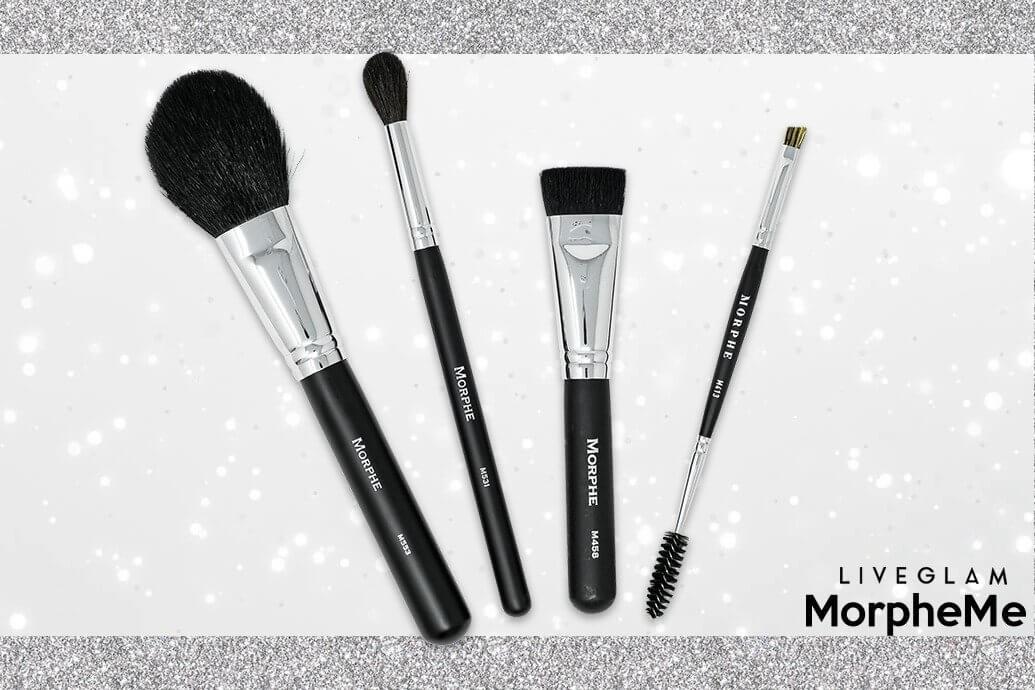 LiveGlam December MorpheMe Brushes