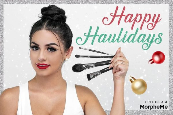 December MorpheMe Brush Breakdown 2018