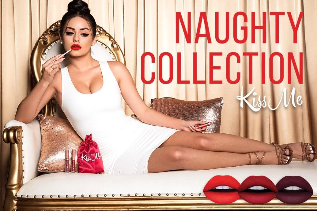 LiveGlam Naughty KissMe Collection