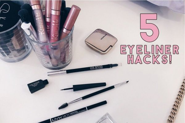 5 Eyeliner Hacks to Apply It Like a Pro!