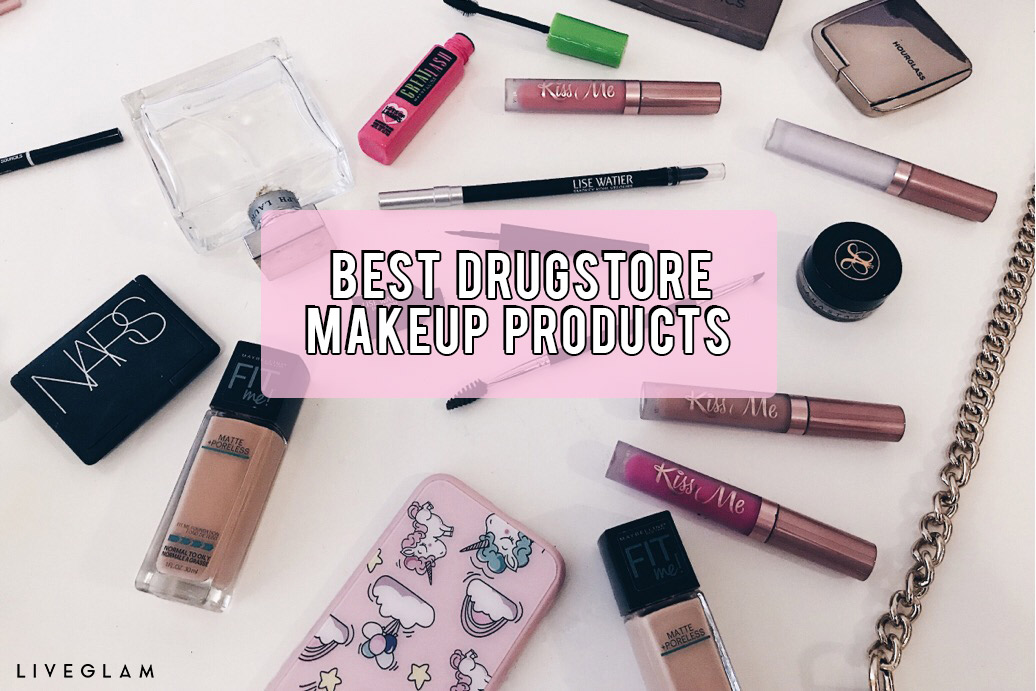Best Drugstore Makeup Products You Must Have