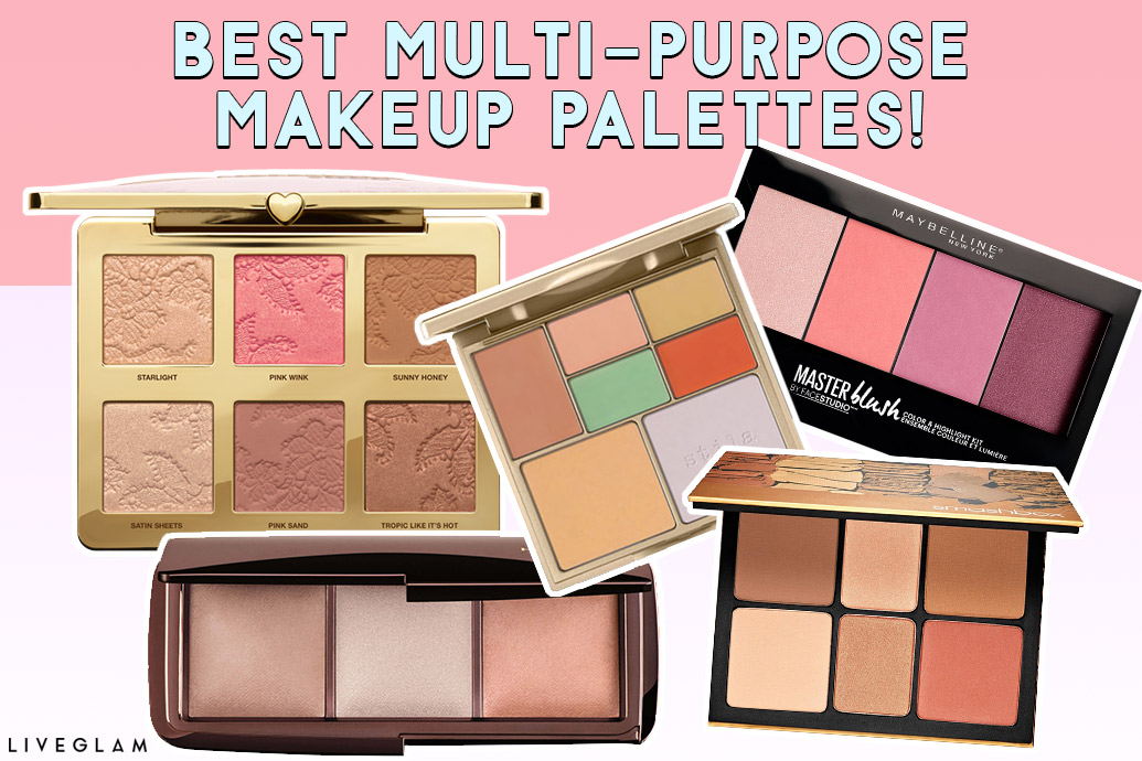 The Best Multi-Purpose Makeup Palettes