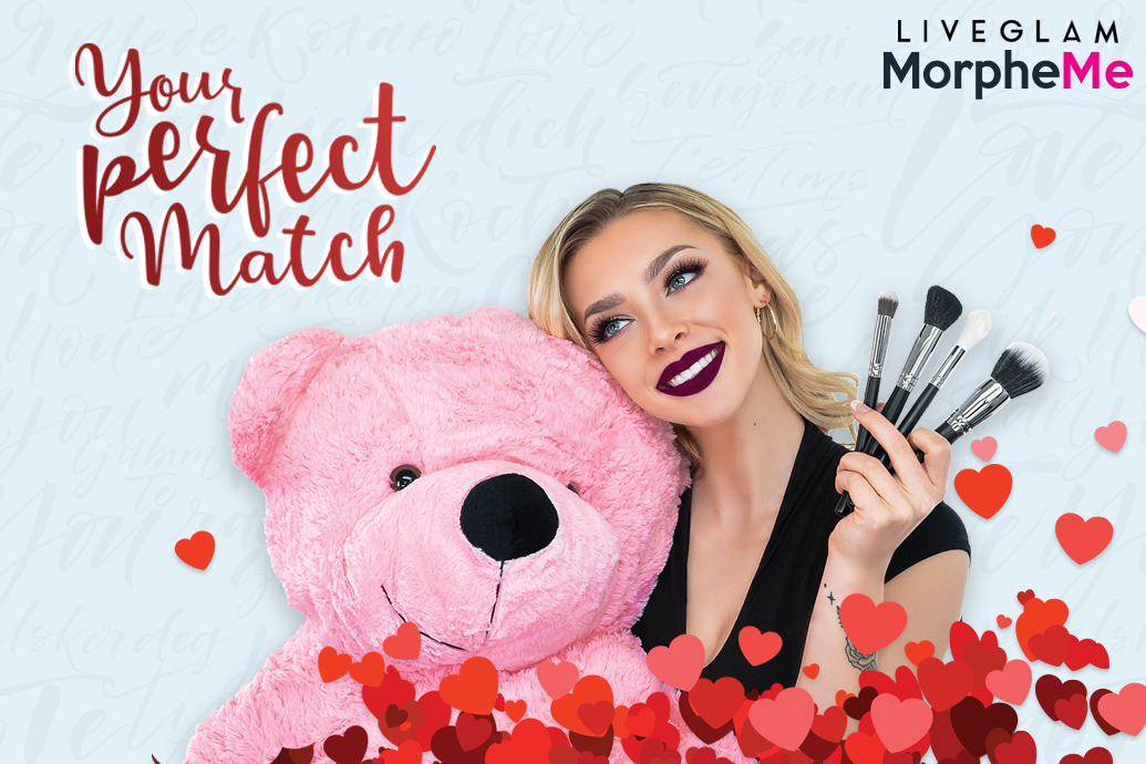 February MorpheMe Brush Breakdown 2019!
