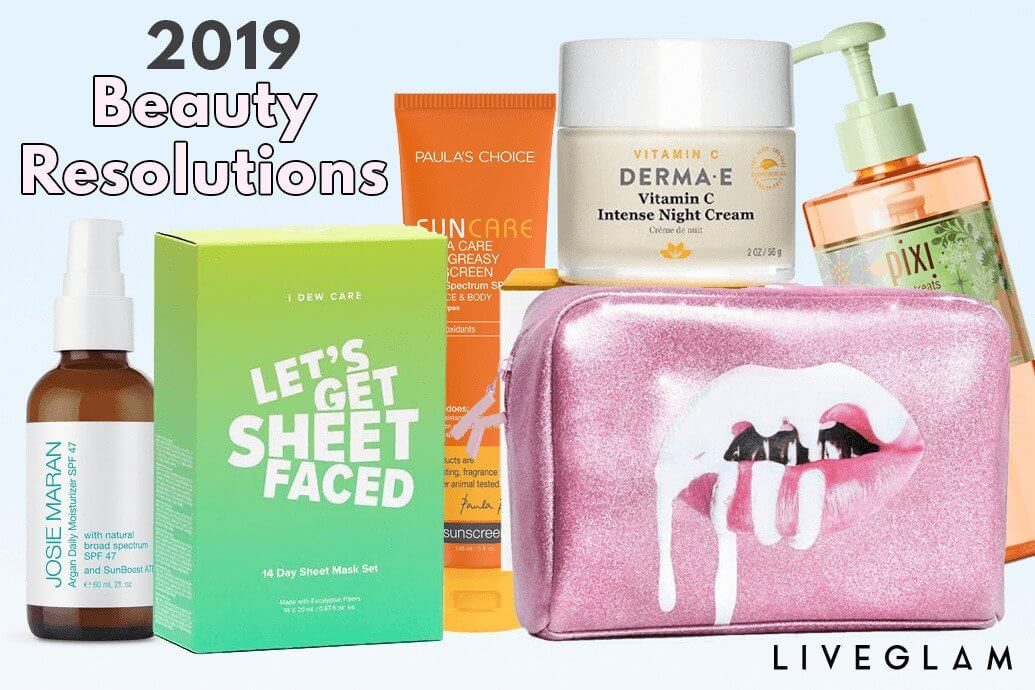 2019 Beauty Resolutions