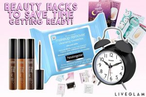 Beauty Hacks to Save Time Getting Ready