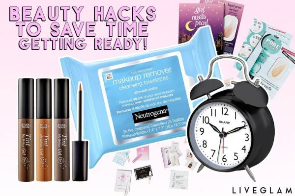 Beauty Hacks to Save Time Getting Ready!