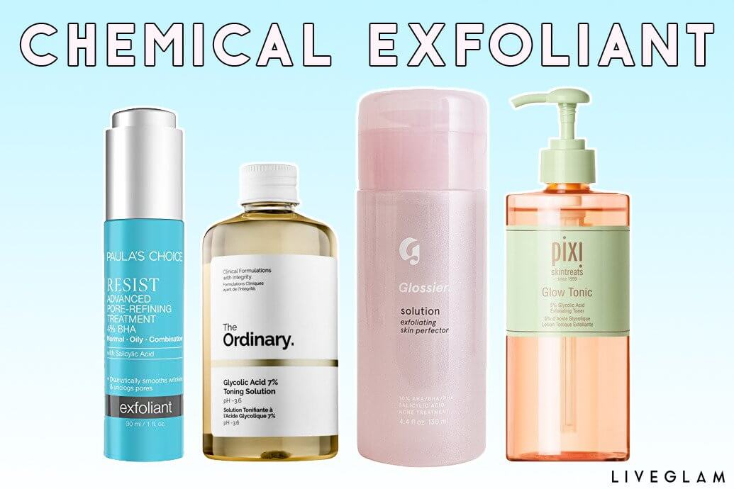 Why you should use chemical exfoliants