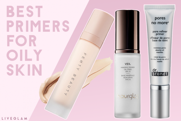 Best Face Primers for Oily Skin!
