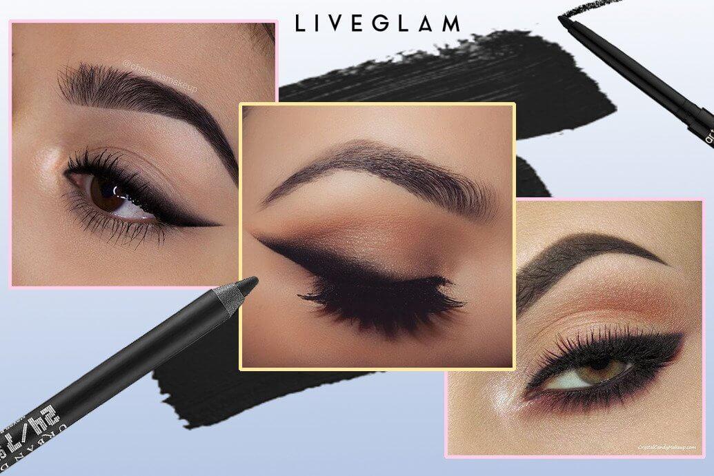 How to do smokey eyeliner
