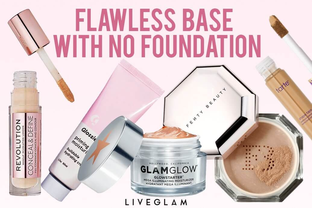 How to get a flawless base with no foundation