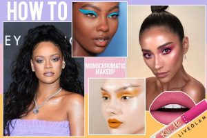 How to Monochromatic Makeup