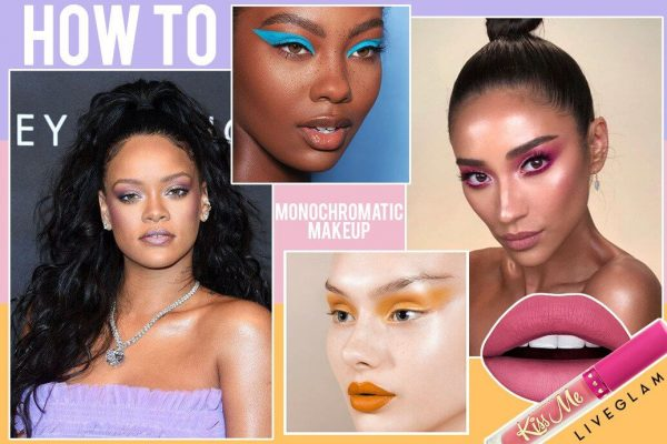 How to Achieve Monochromatic Makeup