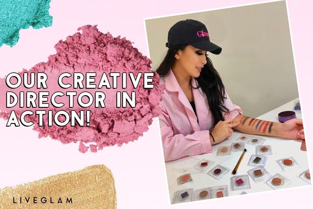 Laura G Creative Director of LiveGlam