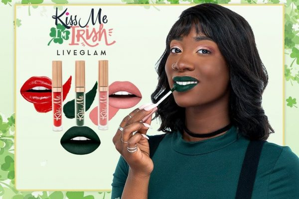 KissMe I'm Irish! LiveGlam March 2019 Collection