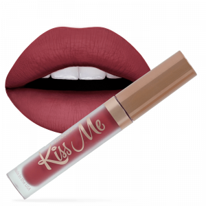 Beauty By Bianca LiveGlam KissMe Favorites Collection Apple Cider Lipstick