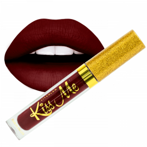 Gangster Wrapper lipstick LiveGlam KissMe December 2018 for sale
